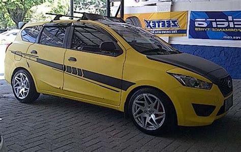 Mobil Datsun Go Plus harga datsun go plus 2018 spesifikasi interior