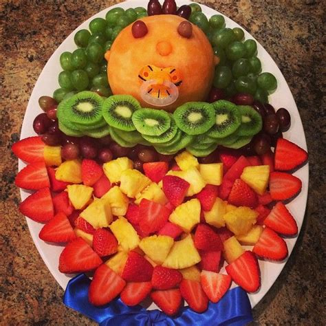 Baby Shower Fruit Tray by Best 25 Baby Shower Fruit Tray Ideas On Baby