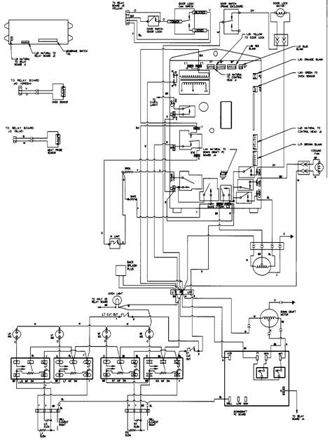 wiring diagram for kitchenaid oven wiring diagram with