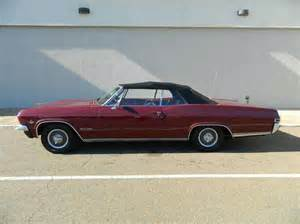 1965 Chevrolet Impala Ss Convertible For Sale 1965 Chevrolet Impala Ss Convertible For Sale In