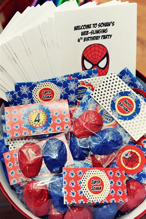 party wall spiderman birthday party part  games