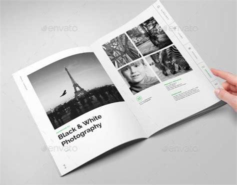 photography brochure templates pixel curse