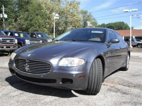 all car manuals free 2005 maserati quattroporte lane departure warning buy a used car lancaster dealer cars pre owned car used car