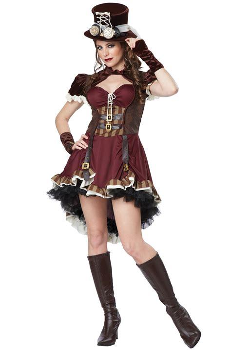 ebay halloween costumes steunk girl burlesque adult halloween costume ebay