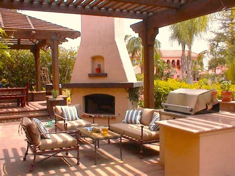 backyard rooms outdoor living designs hgtv
