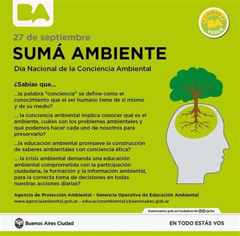 informacion de los problemas ambientales d 237 a nacional de la conciencia ambiental noticias