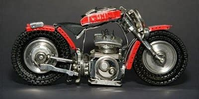 unik aneh apa kabar dunia motorcycle review and galleries fantastis 24 miniatur motor dari jam tangan bekas yang