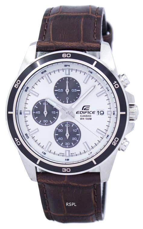 Efr 526l 7av casio edifice chronograph quartz efr 526l 7av herrenuhr