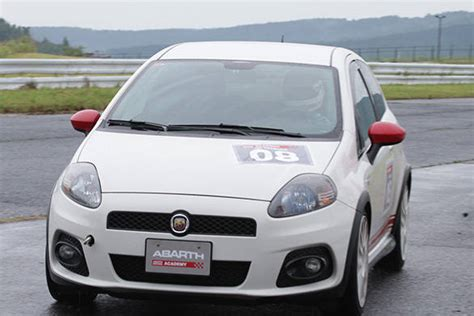 abarth driving experience japan overdrive