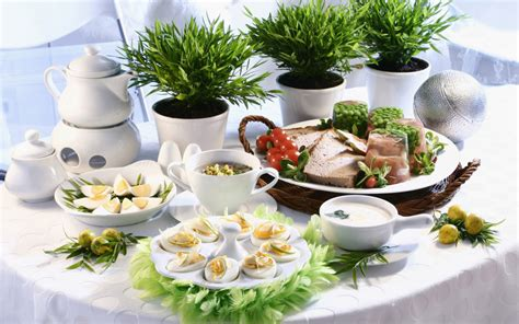 table decorations 25 easter ideas for table decoration