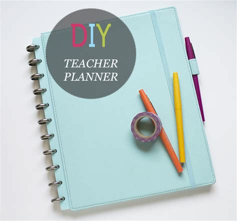 Tips And Solution by Diy Teacher Planner Binder Ms Houser