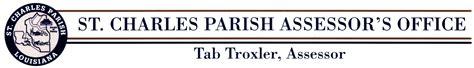 St Charles Parish Property Records St Charles Parish Assessor Web Site