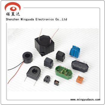 inductor ac to dc manufacturer 220v ac to 12v dc high frequency encapsulated transformer inductor for high power
