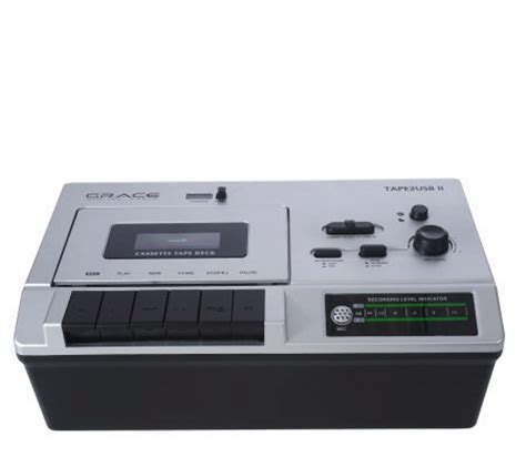 digital cassette recorder grace digital cassette digitizer and recorder page