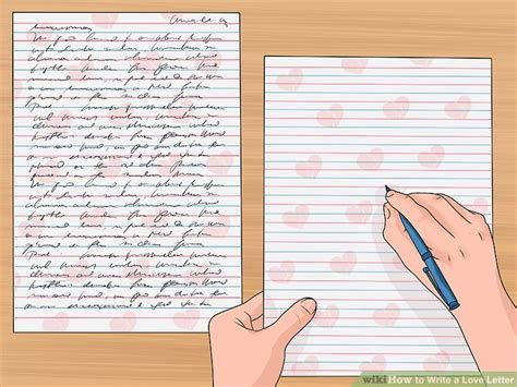 how to write a letter with sle letters wikihow