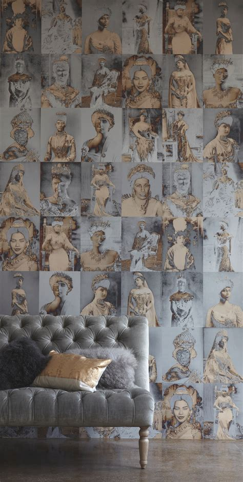 wallpaper design companies nyc distinctive and mixed media wallpapers designed by trove