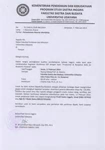 contoh surat dispensasi wisata dan info sumbar