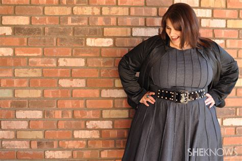 Real Next Door by Real Next Door Dishes On Being Plus Size And Stylish
