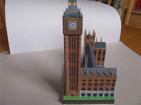Big Ben Papercraft - big ben canon