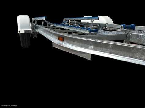 c channel boat trailer galvanised c channel boat trailer range new release for
