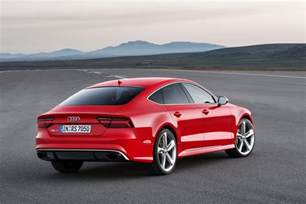 Audi Rss 2016 Audi Rs 7 Preview