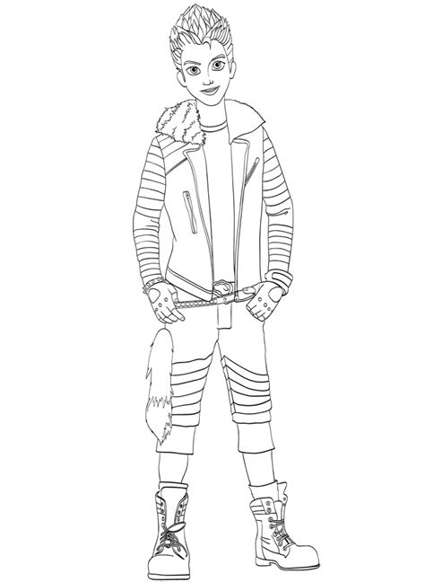 coloring pages for descendants top 15 descendants wicked world coloring pages