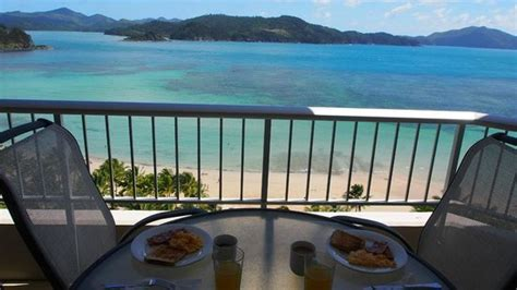 whitsunday appartments view from balcony at brunch picture of whitsunday