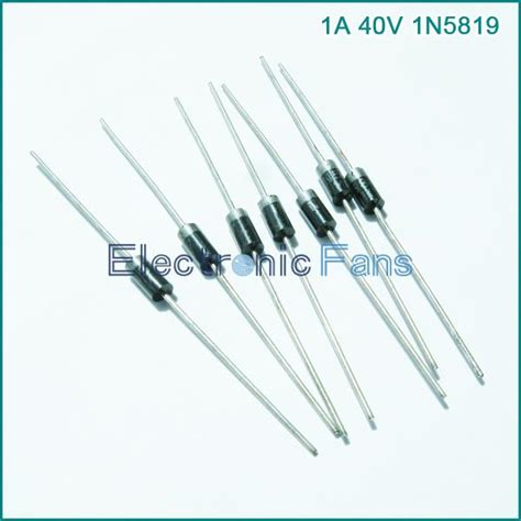 schottky diodes price schottky diode cost 28 images 1n5819 1a schottky barrier rectifier diode schottky barrier