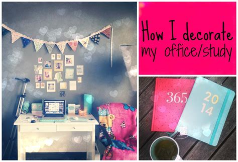 how to if my is how i decorate my office study