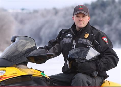 service maine wardens urge snowmobile safety daily bulldog