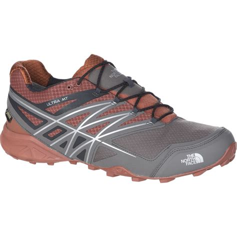 northface running shoes the ultra mt gtx trail running shoe s