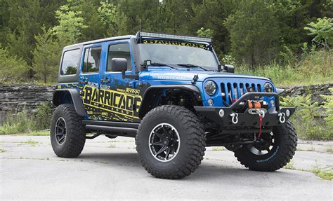 rubicon jeep modified modified jeep wrangler heading to sema
