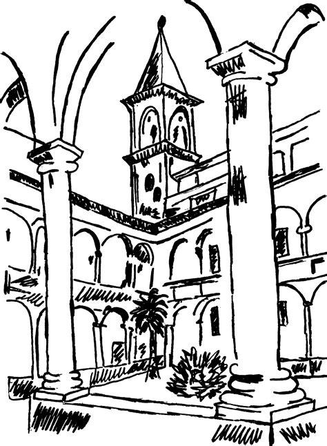 clipart chiesa concerto corale in chiesa di sant antonio abate