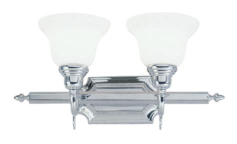 french regency bathroom light 1281 05 elite fixtures chrome 2 light 200w bathroom light with medium bulb base