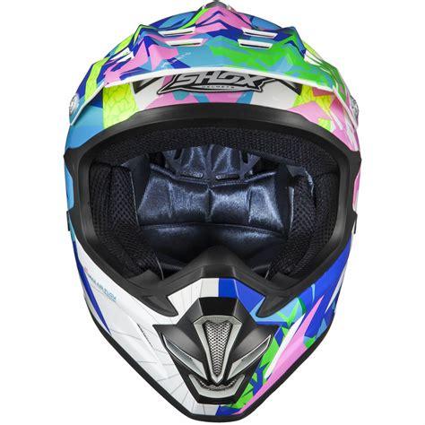 Motocross Motorrad Pink by Shox Mx 1 Paradox Motocross Quad Off Road Mx Pit Bike Moto