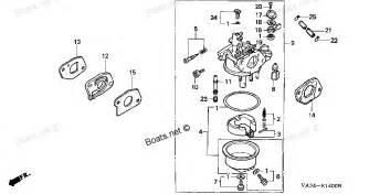 honda lawn mower carburetor gasket diagram honda free engine image for user manual