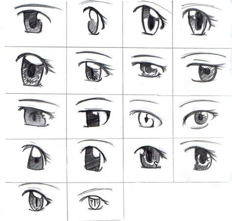 eyelash anime pencil and in color eyelash anime