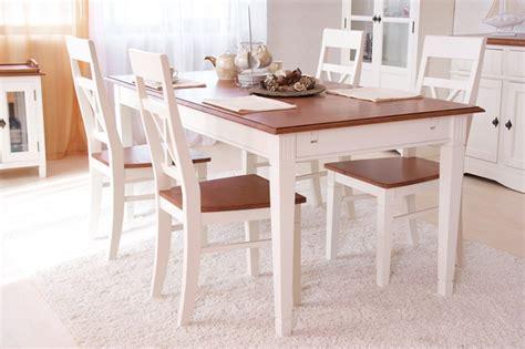 Stühle Mit Armlehne Holz by Essgruppe Esstisch Tisch 4 St 252 Hle Stuhl Massiv