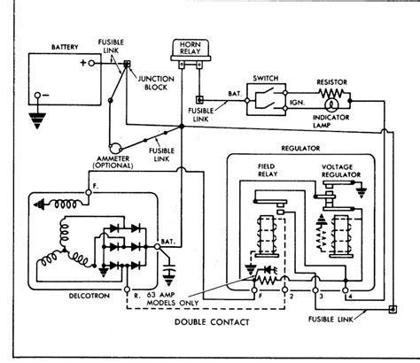 nippondenso alternator wiring schematic ewiring