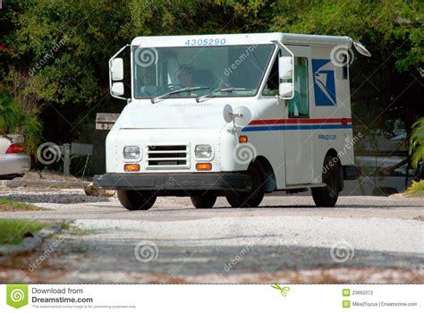 truck van usps mail truck clipart clipart suggest