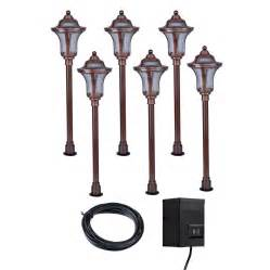 Low Voltage Outdoor Lighting Kit Enlarged Image