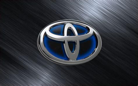 logo de toyota le logo toyota les marques de voitures
