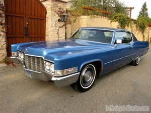 Cadillac 1969 For Sale 1969 Cadillac Coupe For Sale Classic Caddie Cdv