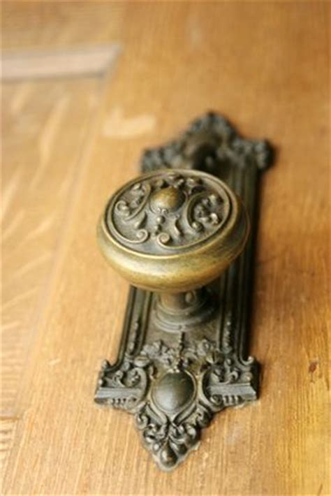 How To Clean Antique Door Knobs by 1000 Images About Vintage Hardware And Glass Globes On