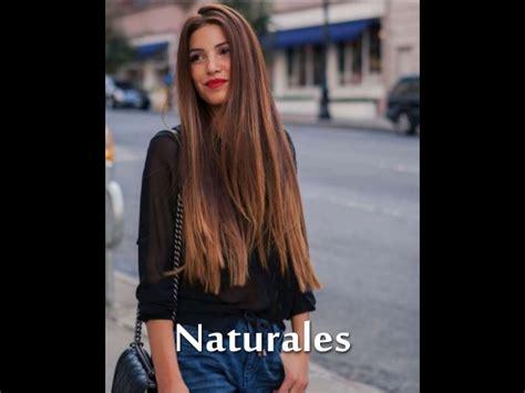 cabello 2016 mujer tendencias cortes de pelo largo 2016 tendencias peinados mujer