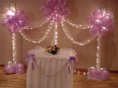 how to make light arches balloon columns and arch with lighting http