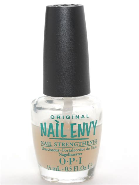 Nail Envy by Makeup Fashion Products Worth Buying Vol 4 Opi