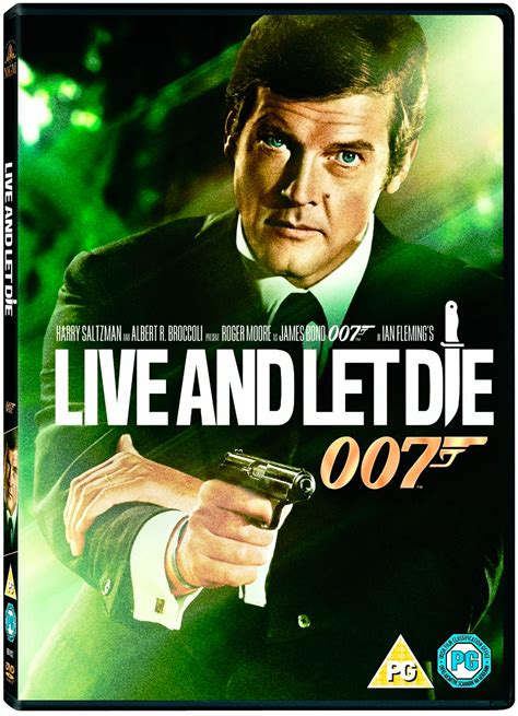 film james bond film live and let die poster 09