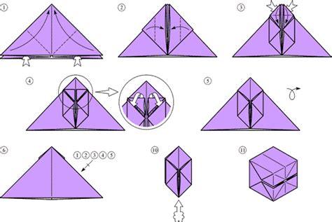 Origami Water Bombs - mik gt gt