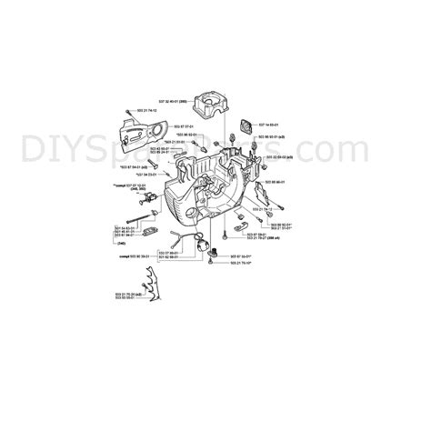 husqvarna 445 chainsaw parts diagram husqvarna 445 chainsaw parts imageresizertool